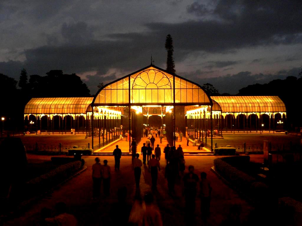 Glass House, Lal Bagh, Bangalore