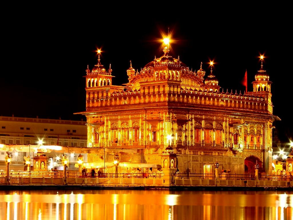 Golden Temple Amritsar Punjab