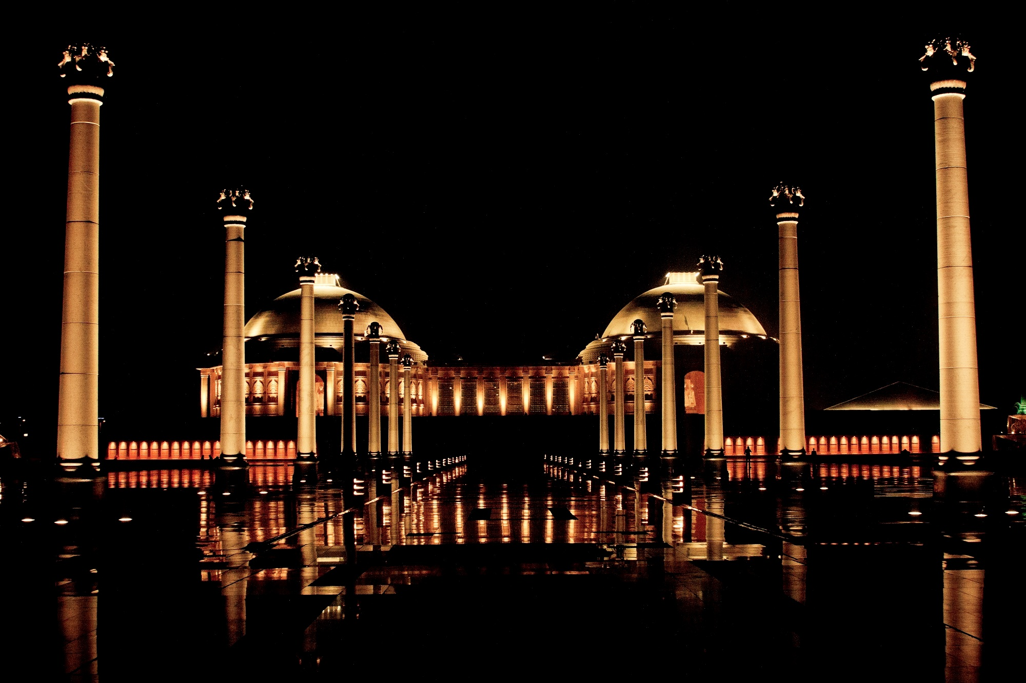 Ambedkar Memorial, Lucknow